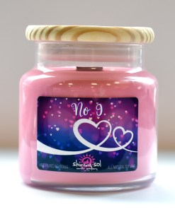 No 9 - Large Candle