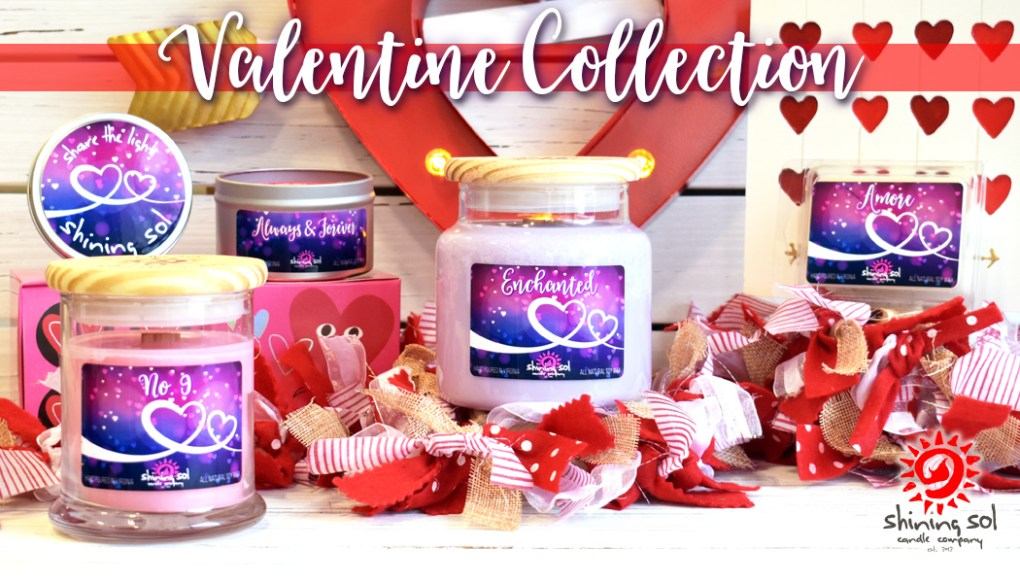 Shining Sol - Valentine Collection 2019