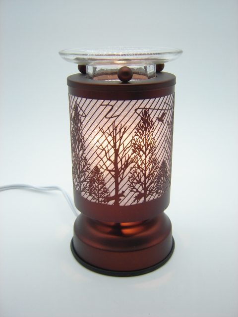 Winter Woods Copper Touch Warmer