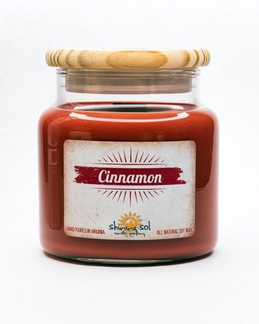 Cinnamon - Large Jar Candle