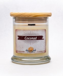 Coconut - Medium Jar Candle
