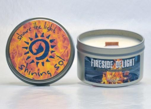Fireside Delight - Large Tin