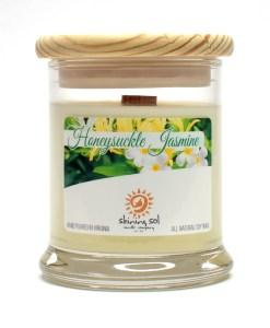 Honeysuckle Jasmine - Medium Candle