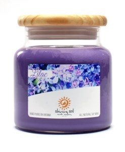 Lilac - Large Candle