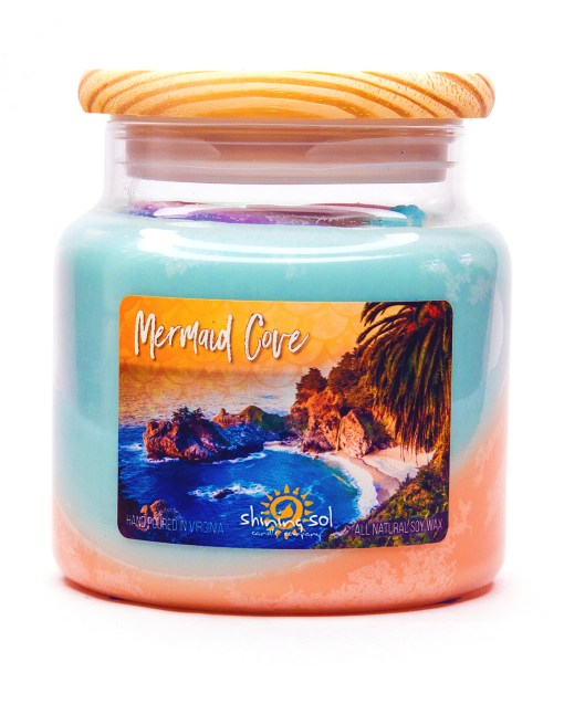 Mermaid Cove - Large Jar Candle