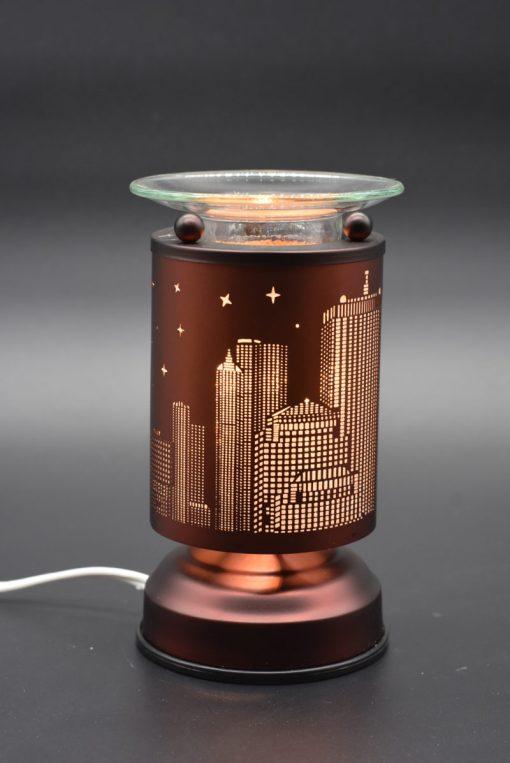 Cityscape Copper Touch Warmer