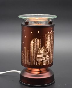 Cityscape Copper Touch Warmer