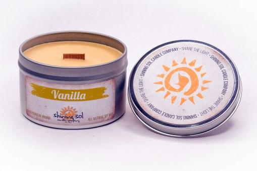 Vanilla - Large Tin