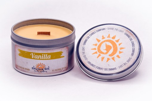Vanilla - Large Tin