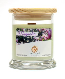 Magnolia - Medium Candle