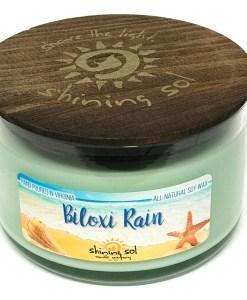 Biloxi Rain - 3 Wick