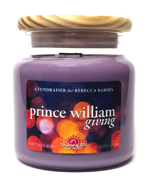 Rebecca Barnes - Prince William Giving