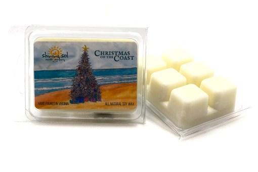 Christmas on the Coast - Wax Melt