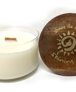 Flat Jar Candle