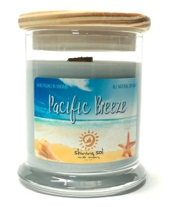 Pacific Breeze - Medium Jar Candle