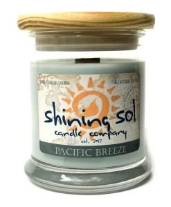 Pacific Breeze - Medium Jar Candle