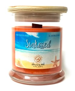 Sunkissed - Medium Jar Candle