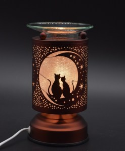 Cats Copper Touch Warmer