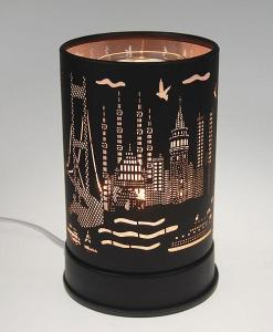 City Bridge Black Touch Warmer