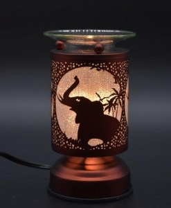 Elephant Copper Touch Warmer