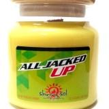All Jacked Up - Large Jar Candle