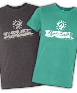 Shining Sol Myrtle Beach Shirt
