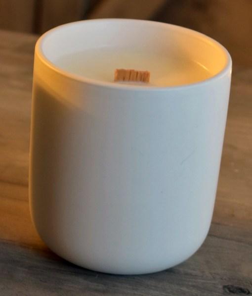 Ceramic Tumblers - Elegant White