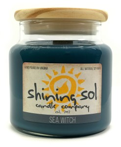 Sea Witch - Large Jar Candle