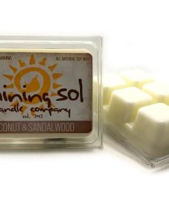 Coconut & Sandalwood - Wax Melt