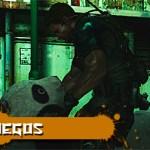 Resident Evil 6: Chris Redfield y el Panda