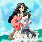 Wolf Children: Ame y Yuki