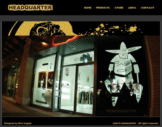 HEADQUARTER_store