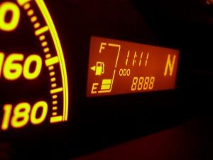 11:11 に 8,888km になりました!