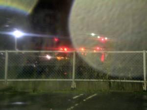阿武隈川が湾曲していて、橋の多い福島市。帰り道は何箇所か消防隊員の方々が橋を監視したり、道路を封鎖したりしていました。(本文とは関係ありません)