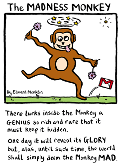 the Madness Monkey