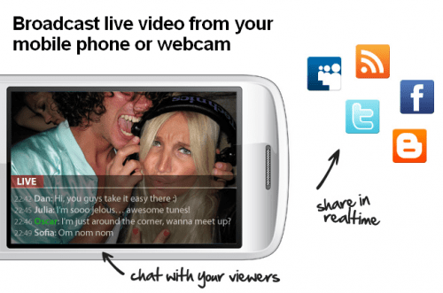 Adult webcam chat with broadcaster