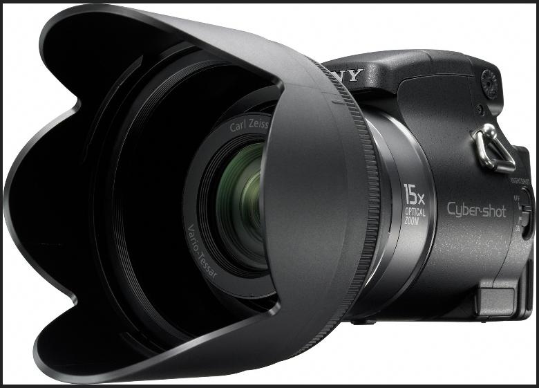 Sony-h9-Camera-zoom-lense