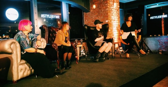 TK Maxx Style by Me debate panel