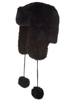 furry hat