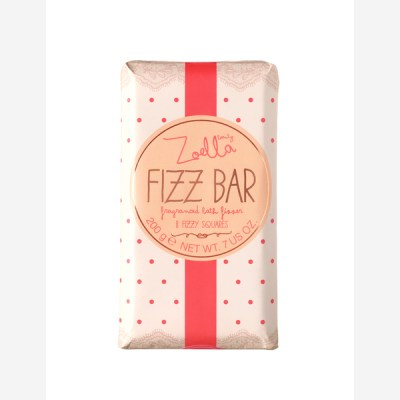 Zoella Superdrug fizz bar