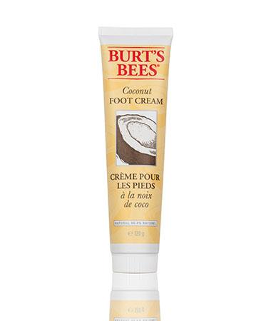 Burt's Bees foot cream