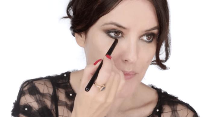 Lisa Eldridge classic smokey eye
