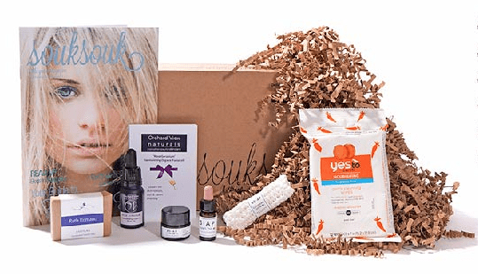 Souk Souk beauty box