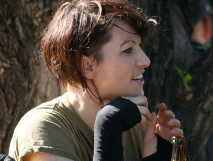 Amanda Palmer has had huge crowdfunding success with a new campaign.