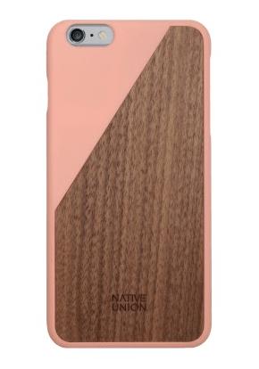 Clic Wooden iPhone 6 Plus case