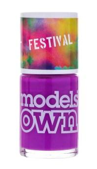 Models Own Purple Bandana