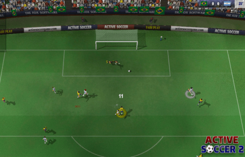 New Android games: Active Soccer 2.