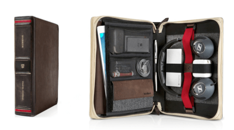 Travel Journal iPad Mini case