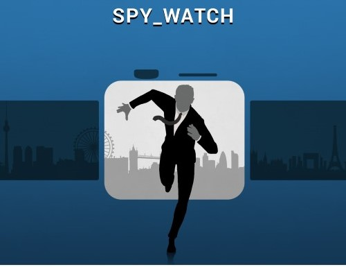 Apple Watch apps: Spy_Watch.