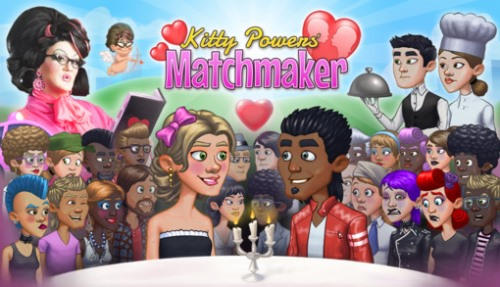 Games with a female protagonist: Kitty Powers' Matchmaker.